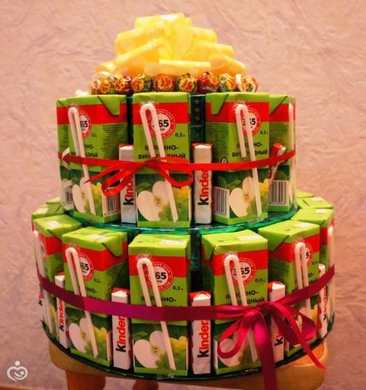 Подарок на день рождения детского сада 49