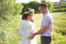 Фотосъемка беременности в Белгороде. Август 2017