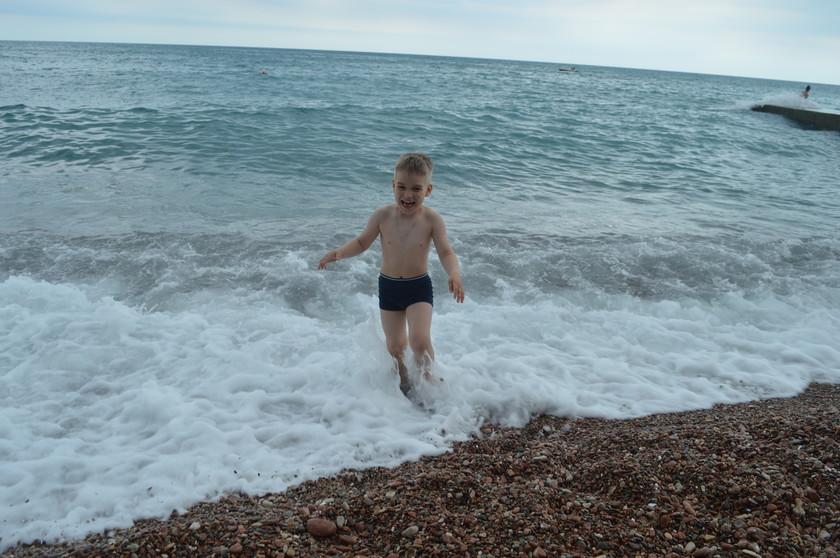 Отпуск в Крыму, июль 2017, часть 2.