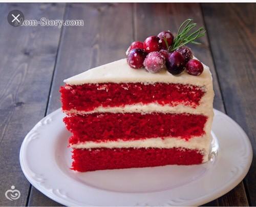 Красный бархат рецепт с фото